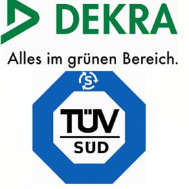DEKRA / TÜV Termine